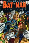 Batman #214 comic books - cover scans photos Batman #214 comic books - covers, picture gallery