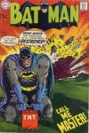 Batman #215 comic books - cover scans photos Batman #215 comic books - covers, picture gallery