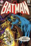 Batman #221 comic books - cover scans photos Batman #221 comic books - covers, picture gallery