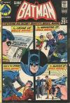 Batman #233 comic books - cover scans photos Batman #233 comic books - covers, picture gallery
