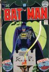 Batman #242 comic books - cover scans photos Batman #242 comic books - covers, picture gallery