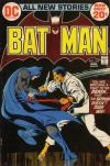 Batman #243 Comic Books - Covers, Scans, Photos  in Batman Comic Books - Covers, Scans, Gallery