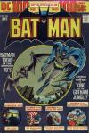 Batman #254 comic books - cover scans photos Batman #254 comic books - covers, picture gallery