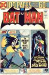 Batman #261 comic books - cover scans photos Batman #261 comic books - covers, picture gallery