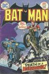 Batman #264 comic books - cover scans photos Batman #264 comic books - covers, picture gallery