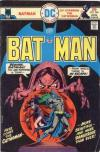 Batman #266 comic books - cover scans photos Batman #266 comic books - covers, picture gallery
