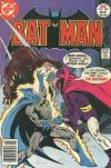 Batman #285 comic books - cover scans photos Batman #285 comic books - covers, picture gallery