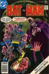 Batman #290 comic books - cover scans photos Batman #290 comic books - covers, picture gallery