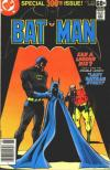 Batman #300 comic books - cover scans photos Batman #300 comic books - covers, picture gallery