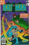 Batman #302 comic books - cover scans photos Batman #302 comic books - covers, picture gallery