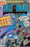 Batman #305 comic books - cover scans photos Batman #305 comic books - covers, picture gallery