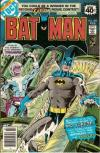 Batman #308 comic books - cover scans photos Batman #308 comic books - covers, picture gallery