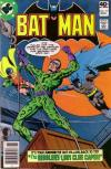 Batman #317 comic books - cover scans photos Batman #317 comic books - covers, picture gallery