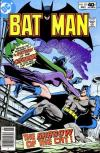 Batman #323 comic books for sale