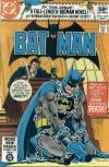 Batman #329 comic books - cover scans photos Batman #329 comic books - covers, picture gallery