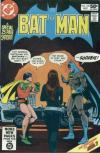 Batman #330 comic books - cover scans photos Batman #330 comic books - covers, picture gallery
