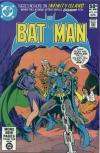 Batman #334 comic books for sale