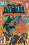 Batman #335 comic books - cover scans photos Batman #335 comic books - covers, picture gallery