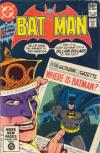 Batman #336 comic books - cover scans photos Batman #336 comic books - covers, picture gallery