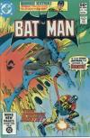 Batman #338 comic books - cover scans photos Batman #338 comic books - covers, picture gallery