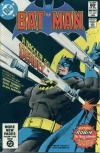 Batman #343 comic books - cover scans photos Batman #343 comic books - covers, picture gallery