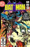 Batman #347 Comic Books - Covers, Scans, Photos  in Batman Comic Books - Covers, Scans, Gallery