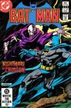 Batman #350 comic books - cover scans photos Batman #350 comic books - covers, picture gallery