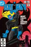 Batman #351 comic books - cover scans photos Batman #351 comic books - covers, picture gallery