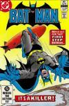 Batman #352 comic books - cover scans photos Batman #352 comic books - covers, picture gallery