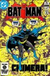 Batman #364 comic books - cover scans photos Batman #364 comic books - covers, picture gallery