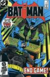 Batman #381 comic books - cover scans photos Batman #381 comic books - covers, picture gallery