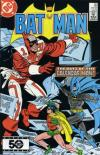 Batman #384 comic books for sale