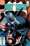Batman #395 Comic Books - Covers, Scans, Photos  in Batman Comic Books - Covers, Scans, Gallery