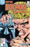 Batman #403 comic books - cover scans photos Batman #403 comic books - covers, picture gallery
