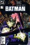 Batman #406 comic books - cover scans photos Batman #406 comic books - covers, picture gallery