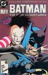 Batman #412 comic books - cover scans photos Batman #412 comic books - covers, picture gallery