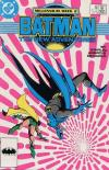Batman #415 comic books - cover scans photos Batman #415 comic books - covers, picture gallery