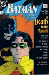 Batman #427 comic books - cover scans photos Batman #427 comic books - covers, picture gallery