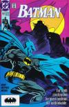 Batman #463 comic books - cover scans photos Batman #463 comic books - covers, picture gallery