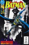 Batman #474 comic books - cover scans photos Batman #474 comic books - covers, picture gallery