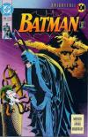Batman #494 comic books - cover scans photos Batman #494 comic books - covers, picture gallery