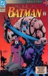 Batman #498 comic books - cover scans photos Batman #498 comic books - covers, picture gallery