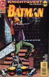 Batman #505 comic books - cover scans photos Batman #505 comic books - covers, picture gallery