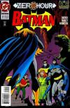 Batman #511 comic books - cover scans photos Batman #511 comic books - covers, picture gallery