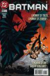 Batman #543 comic books - cover scans photos Batman #543 comic books - covers, picture gallery