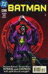 Batman #546 Comic Books - Covers, Scans, Photos  in Batman Comic Books - Covers, Scans, Gallery