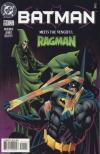 Batman #551 Comic Books - Covers, Scans, Photos  in Batman Comic Books - Covers, Scans, Gallery