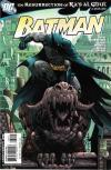 Batman #670 comic books - cover scans photos Batman #670 comic books - covers, picture gallery