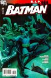 Batman #680 comic books - cover scans photos Batman #680 comic books - covers, picture gallery