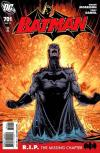 Batman #701 Comic Books - Covers, Scans, Photos  in Batman Comic Books - Covers, Scans, Gallery